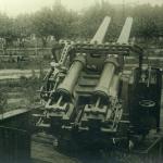 affusto binato navale da 102mm 45cal