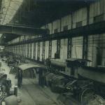 reparto riparazione locomotive